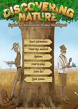 Discovering Nature: Exploring Adventures of Jane Pinckleport (PC)