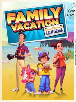 Family Vacation: California (PC/MAC/iPAD)
