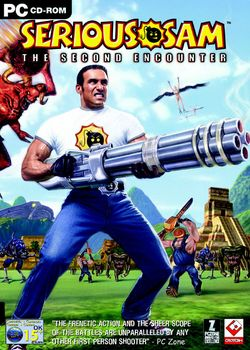 Serious Sam: The Second Encounter PC