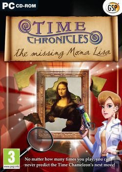 Time Chronicles: The Missing Mona Lisa (PC/MAC)
